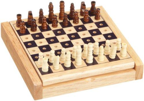 Philos-2707-Schach-Knigshhe-29-mm-Mini-Steckspiel