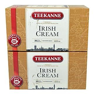 Teekanne-Irish-Cream-2-x-20-Teebeutel-aromatisierter-Schwarztee