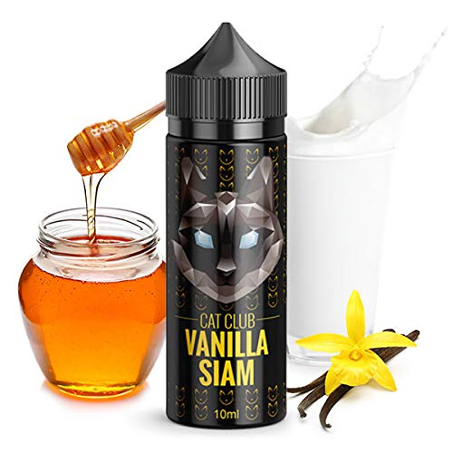 Vanilla Siam 10ml Aroma by Cat Club Nikotinfrei