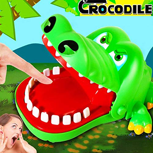 JER-Krokodil-Biss-Finger-Spielzeug-Geschicklichkeitsspiel-Kinderspielzeug-Krokodil-Spiel-fr-Kinder-ab-3-Jahre-Tolles-Kindergeschenk-Homeproduct