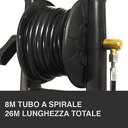 Wilks-USA-RX550-Hochdruckreiniger-Enorm-262-Bar-Enthlt-5-Dsen-Patio-Reiniger-Plus-Schrubben-und-Rotierende-Brsten