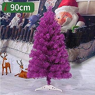 YGCLTREE-Weihnachtsbaum-knstlich-mit-Christbaum-Stnder-4-Gren-whlbar-Regenschirm-Klapp-System-und-Christbaumstnder-aus-Metall90cm