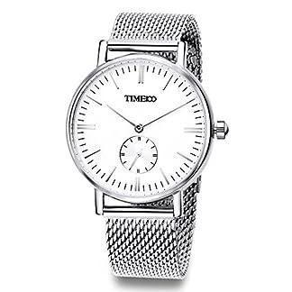 Time100-Vatertag-NEU-Armbanduhr-Herrenuhren-Junguhr-Liebespaar-rund-W80188G