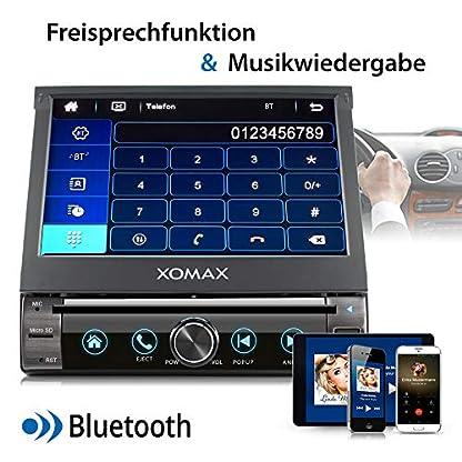 XOMAX-Autoradio-mit-Bildschirm-ausfahrbar-1-DIN