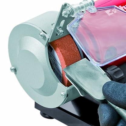 Einhell-Doppelschleifer-Set-TH-XG-75-Kit-120-W-inkl-Grob-und-Polierscheibe-flexible-Welle-100-tlg-Zubehr-Set-im-Holzkoffer