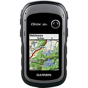 Garmin-eTrex-30x-Outdoor-Navigationsgert-barometischer-Hhenmesser-TopoActive-Karte-22-Zoll-56-cm-Farbdisplay