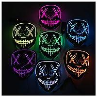 GRYY-Leuchtende-Maske-Halloween-Weihnachten-led-kaltlicht-Maske-v-Wort-Maske-Cosplay-Halloween-kostm