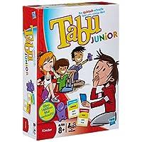 Hasbro-Spiele-14334100-Tabu-Junior-Partyspiel