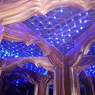 VINGO-LED-Lichternetz-fr-Weihnachten-Deko-Party-Festen-Innen