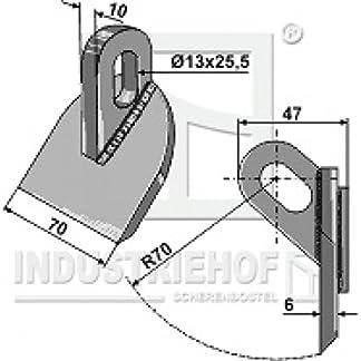 Hammerschlegel-63-RM-806-passend-fr-Mthing-Mulcher