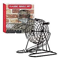 Klassisches-Bingo-Set-geeignet-fr-Das-Spiel-mit-der-Familie-oder-Freunde-Set