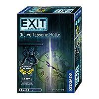 KOSMOS-Spiele-692681-Exit-Das-Spiel-Die-verlassene-Htte-Kennerspiel-des-Jahres-2017