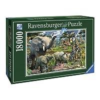 Ravensburger-17823-David-Penfound-At-the-waterhole-18000-Teile-Puzzle-276×192-cm