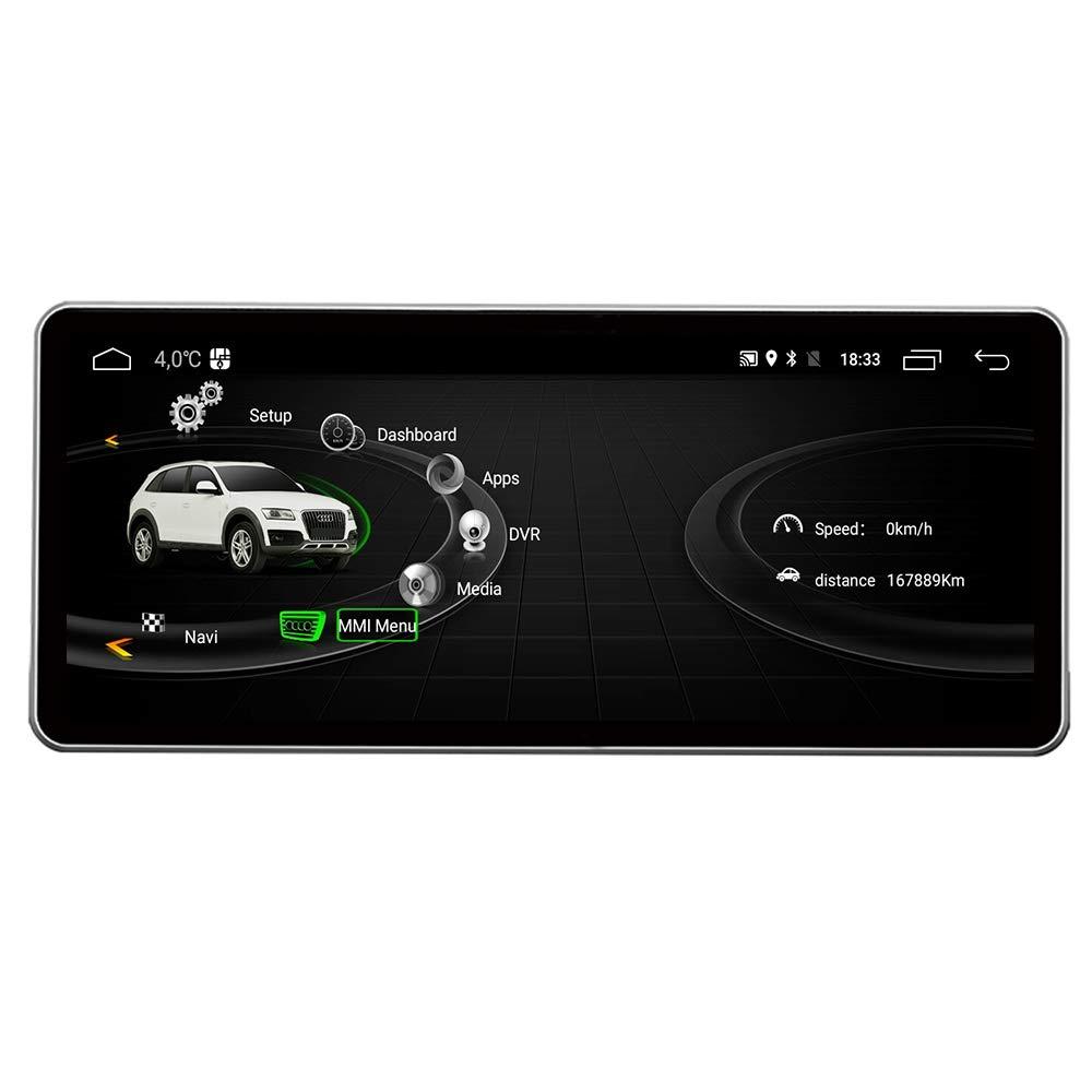 TAFFIO-Audi-Q7-MMI-2G-HIGH-1025-Android-81-HD-Display-Touchscreen-GPS-Navigation-Display-Bluetooth-USB-SD-Media-Player-8-Octa-Core-Prozessor-4GB-RAM-64GB-ROM