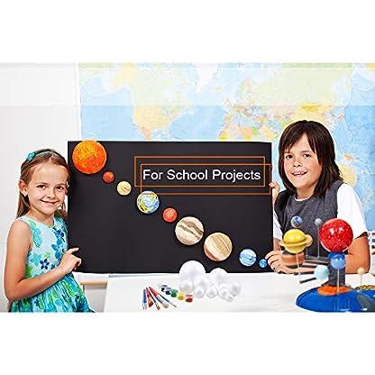 Pllieay-53-Stck-8-Gren-Schaumstoff-Blle-Polystyrol-Schaum-Blle-Kunst-Dekoration-Blle-fr-Kunst-Handwerk-Haushalt-und-Schule-Projekte