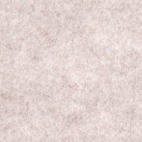 Filzplatte 30x45cm ca. 2mm Braun meliert
