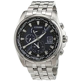 Citizen-Herren-Armbanduhr-Analog-Quarz-Edelstahl-AT9030-55L