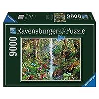 Ravensburger-17801-Dschungel-Tiere-9000-Teile-Puzzle