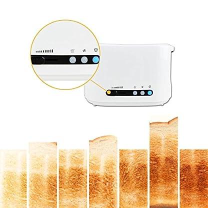 Aigostar-Brotchen-Black-White–Toaster-fr-zwei-Scheiben-in-Schwarz-850-W-BPA-frei-maritimen-Design