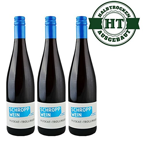 Rotwein-Weingut-Martin-Schropp-Trollinger-halbtrocken-3x10l-VERSANDKOSTENFREI