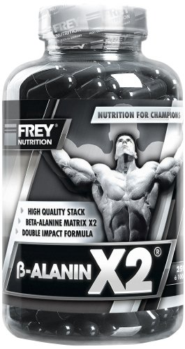 Frey Nutrition Beta-Alanin X2, 1er Pack 250g