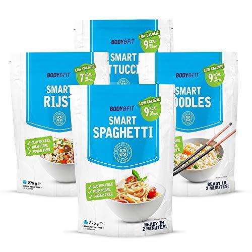 Body & Fit Protein Smart Spaghetti Low Carb Lebensmittel – 275g
