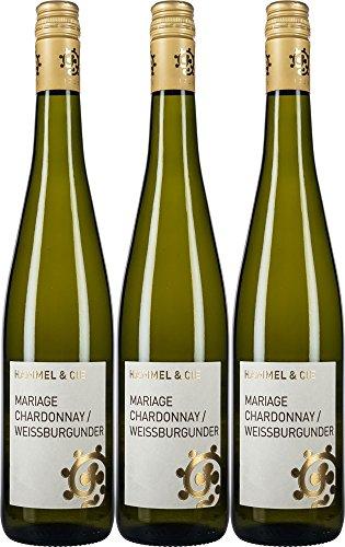 Hammel-Mariage-Chardonnay-Weiburgunder-2017-Trocken-3-x-075-l