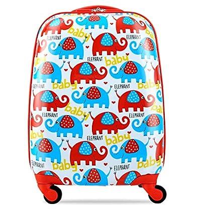 GOPLUS-Kinderkoffer-2-TLG-mit-Rucksack-Kinder-Reisekoffer-Set-Kinder-Trolly-Kinder-Gepck