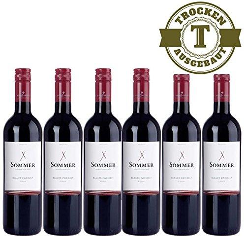 Rotwein-sterreich-Weingut-Sommer-Zweigelt-Klassik-2015-trocken-6-x-075l-VERSANDKOSTENFREI