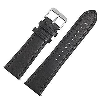 Victorinox-Uhrenarmband-23mm-Leder-Schwarz-004972