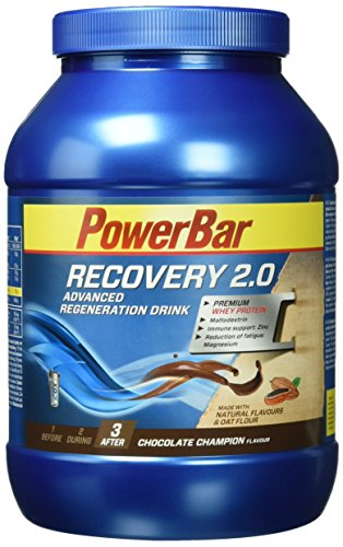 POWERBAR® Recovery 2.0 (1144g) Chocolate Champion