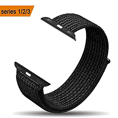 Bossy-Apple-Watch-Armband-38mm-42mm-Klettverschluss-und-gewebtes-Nylon-Sport-Ersatz-Uhrenarmbnder-fr-Apple-Watchh-Series-123-Nike-Sport-Edition