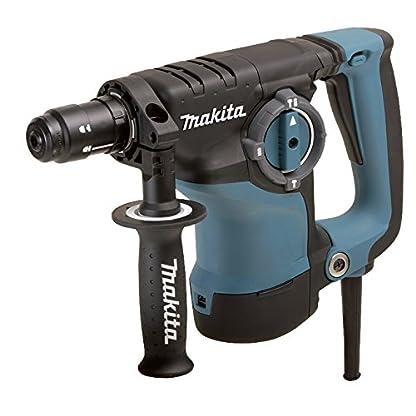 Makita-HR2811FT-Kombihammer-fr-SDS-PLUS-Werkzeuge