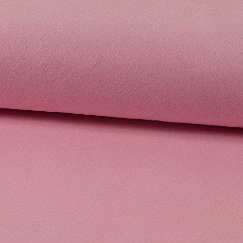 Deko- Bastelfilz 1mm rosa -Preis gilt für 0,5 Meter-
