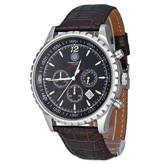 Constantin-Durmont-Herren-Armbanduhr-Aerotec-CD-AERO-QZ-LT-STST-BK