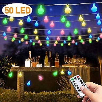 FishOaky-LED-Lichterkette-Batterie-LED-Lichterkette-Auen
