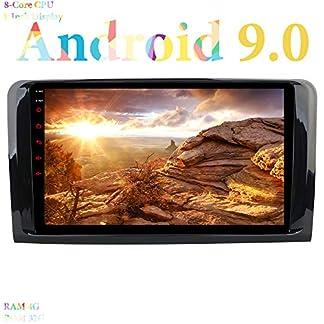 XISEDO-9-Android-90-Autoradio-In-Dash-Car-Radio-8-Core-RAM-4G-ROM-32G-Autonavigation-fr-Mercedes-Benz-MLGL