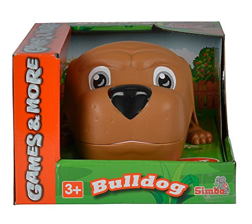 Simba-106064050-Games-More-Bulldog-Biss-Finger-18-cm