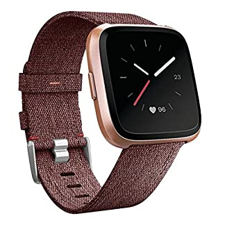 Uhrenarmband-fr-Fitbit-VersaVNEIRW-Gewebe-Ersatz-Watchband-Strap-Amazfit-Armband-Ersatzarmband-Uhrenband-Uhrenarmbnder-fr-Herren-Damen