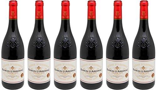 Baron-dArignac-Tempranillo-Grenache-Trocken-6-x-075-l