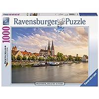 Ravensburger-Puzzle-19781-Regensburg-Blick-auf-Die-Altstadt