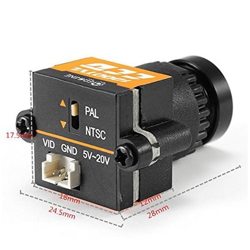 EACHINE-1000TVL-Mini-FPV-Kamera-13-CCD-110-Grad-28mm-Lens-FPV-Camera-NTSC-PAL-Schaltbare-Farbe-Random
