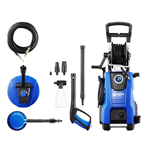 Nilfisk-128471191-E-1454-9-PAD-X-tra-Hochdruckreiniger-2100-W-230-V-Blau
