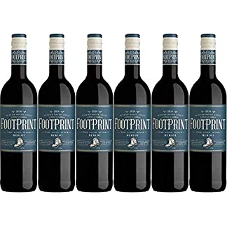 6x-Footprint-Merlot-2018-Weingut-African-Pride-Wines-Western-Cape-Rotwein