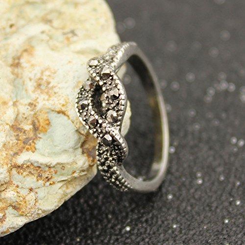 11 Stück Orientalisches Vintage Midi Ringe Fingerring-Set für Damen Mädchen, Fashion Frauen Midi Ring Nagel Finger Band