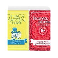 Chaoskarten-Hochzeitsspiel-Kombipack-2-Hochzeitsspiel-Karmakarten-Das-Original