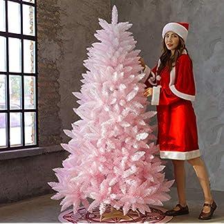 YZ-YUAN-Weihnachtsdekoration-Baum-Kreative-Lotus-Farbverlauf-Rosa-Weihnachtsdekoration-Baum-Dekoration-Tasche-Knstliche-Interieur-Verschlsselt-Dekorative-Weihnachtsbaum-Rahmen-Dekoration-5-Fu