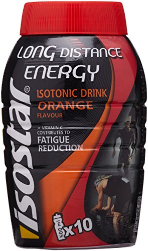 Isostar Iso Pulver Long Energy, 1er Pack (1 x 790 g)