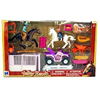 New-Ray-38001-Valley-Ranch-Play-Set