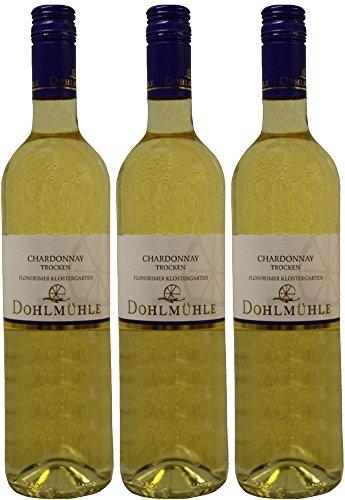 Dohlmhle-Chardonnay-QbA-2016-Trocken-3-x-075-l
